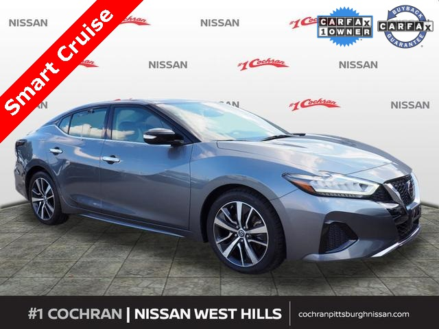 Certified Pre-Owned 2019 Nissan Maxima 3.5 SV