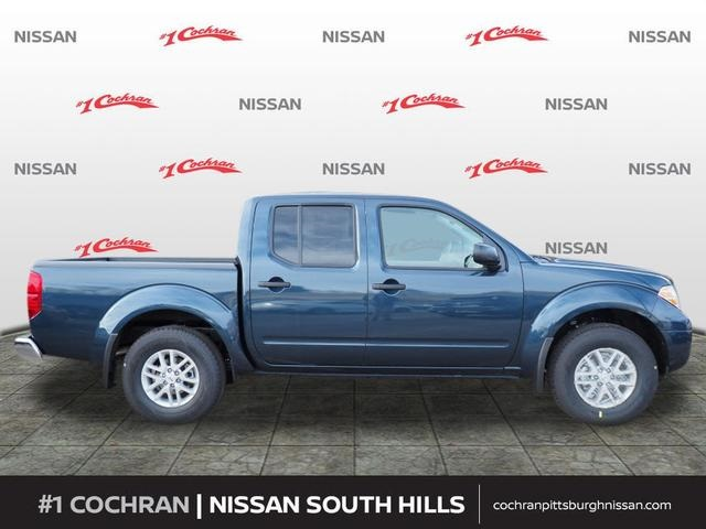 New 2019 Nissan Frontier Sv 4d Crew Cab In Pittsburgh Sn190090