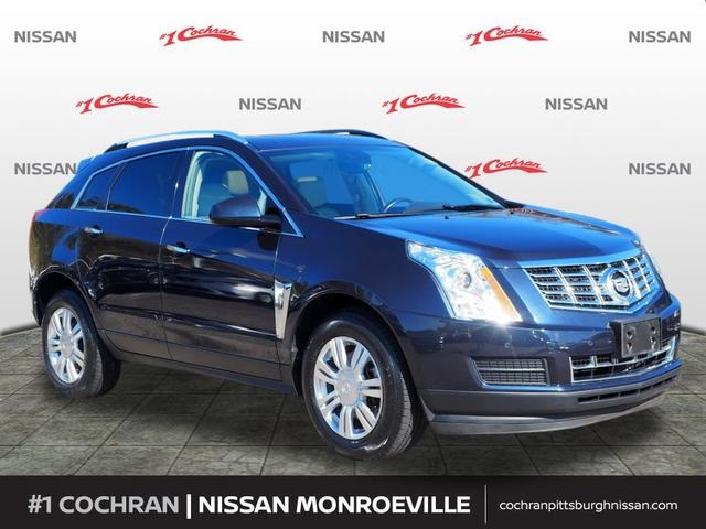 Pre-Owned 2014 Cadillac SRX Luxury