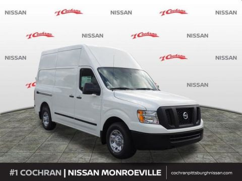 New 2018 Nissan NV2500 HD SV