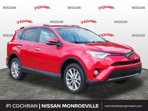 Pre-Owned 2017 Toyota RAV4 Limited