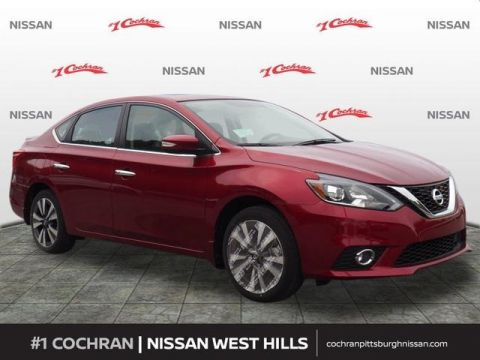 Certified Pre-Owned 2019 Nissan Sentra SL