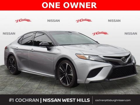 Pre-Owned 2019 Toyota Camry XSE V6